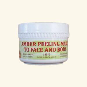Amber peeling mask 30g