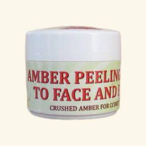 Amber peeling mask 5g