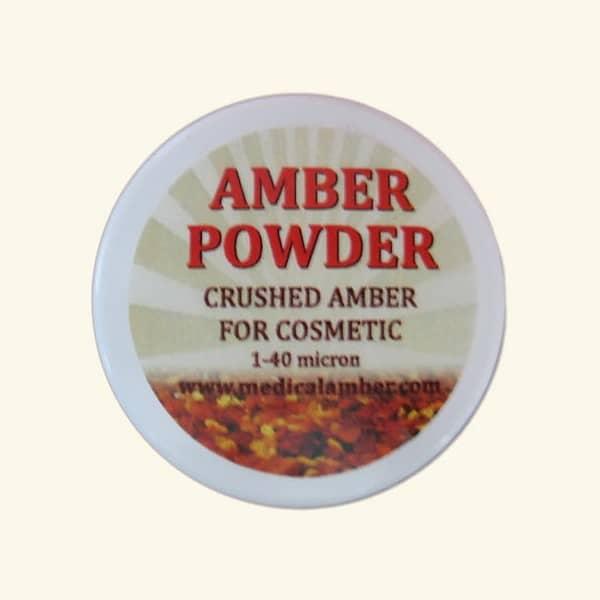 Amber powder 5g-1